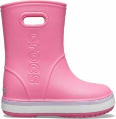 Crocs Regenlaarzen - Maat 23/24 - Unisex - roze,lila,it