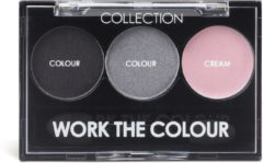 Collection 2000 Collection Work The Colour Trio Oogschaduw - 3 Smoke Screen