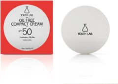 YOUTH LAB. Oil Free Compact Cream SPF 50 zonnebrandcrème Gezicht 10 ml