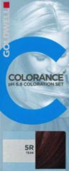 Goldwell - Colorance - pH 6.8 Coloration Set - 5R Teak
