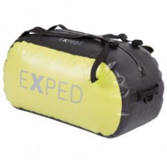 Gele Exped - Tempest Duffle 45 - Reistas maat 45 l geel/zwart