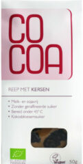 Cocoa Reep Wit Kers 50 gr