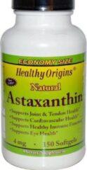 Astaxanthin, 4 mg, 150 softgels, Healthy Origins