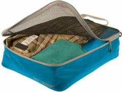 Sea to Summit Garment Mesh Bag Tasorganizers - M - Blauw/Grijs - Bagage organizer