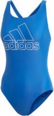 Adidas Performance infinitex sportbadpak blauw