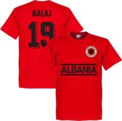 Rode Retake Albanië Balaj Team T-Shirt - S