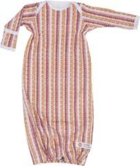 Roze Lodger baby slaapzak zomer Hopper Newborn Xandu 0-4 mnd lichtgrijs