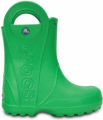 Crocs Regenlaarzen - Maat 34/35 - Unisex - groen