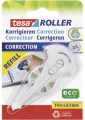 Correctierollervulling Tesa Eco 8.4mm op blister