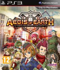 Pqube Aegis of Earth, Protonovous Assault - PS3