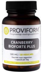 Proviform Cranberry Bioforte Plus Bio capsule