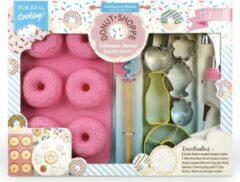 Roze Handstand Kitchen Donut Party Bak Set