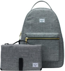 Herschel Supply Co. Nova Luiertas raven crosshatch Luiertas