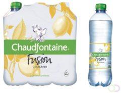 Water Chaudfontaine Fusion Citroen petfles 0.50l