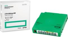 Groene HP Hewlett Packard Enterprise LTO-8 Ultrium 30TB RW Data Cartridge 12000 GB 1,27 cm