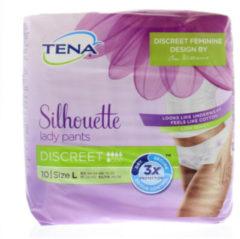 Tena Protect Underwear Women Discrete Large (10st)