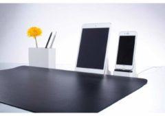 Smartphone standaard HAN Smart Line 72x72x74mm zwart