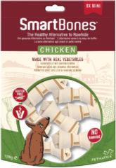 Smartbones Classic Bone Chews - Hondensnacks - Kip 18 stuks Mini