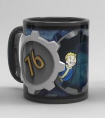 ABYSTYLE FALLOUT 76 - Mug 3D - Vault 76