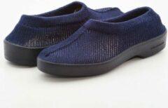 Arcopedico NEW SEC - Volwassenen Dames pantoffels - Kleur: Blauw - Maat: 36