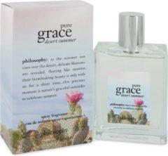 Pure Grace Desert Summer by Philosophy 60 ml - Eau De Toilette Spray