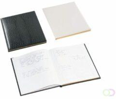 Merkloos / Sans marque Receptiealbum 205X260mm Belleganza Wit