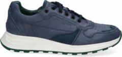 McGregor Heren Sneakers - Blauw - Nubuck - Veters