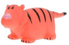 Free and Easy tijger Animal 15 cm oranje