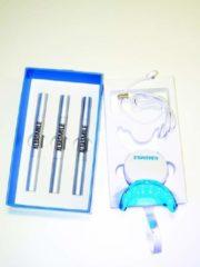 AlbaSmile -Tandenbleekset -Thuis Tanden Bleken - Premium Edition -100% Veilig Tanden witten- Zonder peroxide-Witte tanden-Professionele Whitening Kit