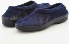 Arcopedico NEW SEC - Dames Dames pantoffels - Kleur: Blauw - Maat: 35