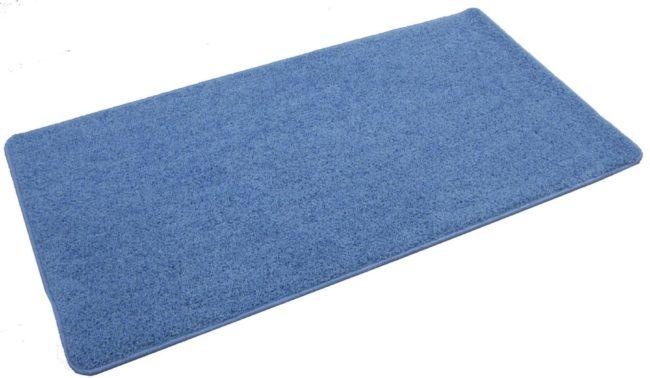 Afbeelding van Lichtblauwe Tapijtkeuze Karpet Batan - Lichtblauw - 140 x 200 cm