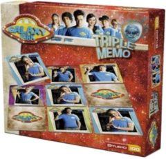 Studio 100 Geheugenspel Triple Memo - Galaxy Park - Geheugenspel - Kinderen - 20 x 20 x 4 cm