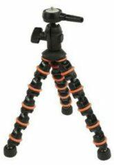 CamLink CL-TP140 tripod Digitaal/filmcamera 3 poot/poten Zwart, Oranje