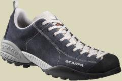 Scarpa Schuhe Mojito Freizeitschuhe Größe 40,5 iron gray