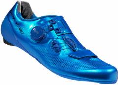 Blauwe Shimano RC9 S-Phyre baanschoenen (RC901T) - Fietsschoenen