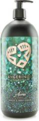 AVGERINOS HANDS AND BODY CREAM AVRA 1 LITER - BODY LOTION - HANDCREME - HUIDVERZORGING