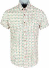 Groene Gabbiano Shirt ss meadow green