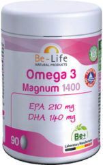 Be-Life Omega 3 magnum 1400 45 Capsules