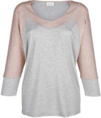 Shirt Bleyle rose/grau meliert
