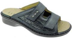 Blauwe Slippers Calzaturificio Loren LOM2824bl