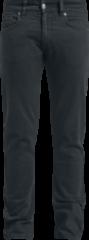 Dickies Rhode Island Jeans Nero Long 40