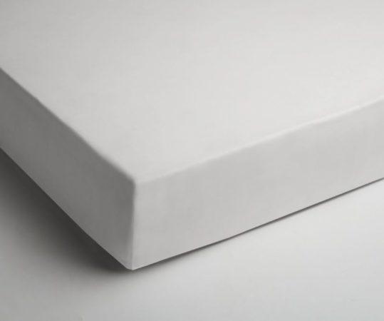 Afbeelding van Papillon slopen - percale - set van 2 - 60 x 70 - Wit