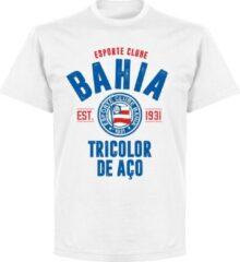 Retake EC Bahia Established T-Shirt - Wit - S