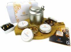 Dutch Tea Maestro - Thee cadeau - Zelf thee blenden pakket voor thuis - CELEBRATE Premium Thee Pakket - losse thee - origineel cadeau