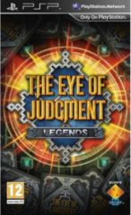 Scee Sony The Eye Of Judgment: Legends, PSP video-game PlayStation Portable (PSP) Basis