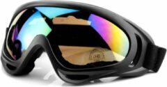 Zwarte Faas Commerce Skibril - Snowboardbril - UV Beschermend - Verstelbare Ski/Snowboard bril - Unisex - Multi glas