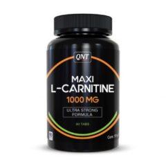 QNT Maxi L-Carnitine - 1000 mg - 90 Tabs