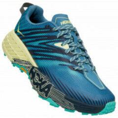 Hoka One One - Women's Speedgoat 4 - Trailrunningschoenen maat 9 - Regular, blauw