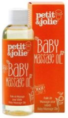 Petit & Jolie Baby Massage Oil (100ml)