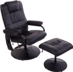 HOMCOM Massagesessel mit Wärmefunktion TV Sessel Fernsehsessel Relaxsessel Massagestuhl Wärme Massage Sessel